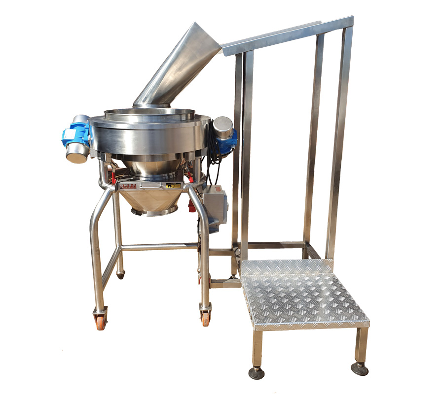 BMSC Sieving and Vibratory Equipment