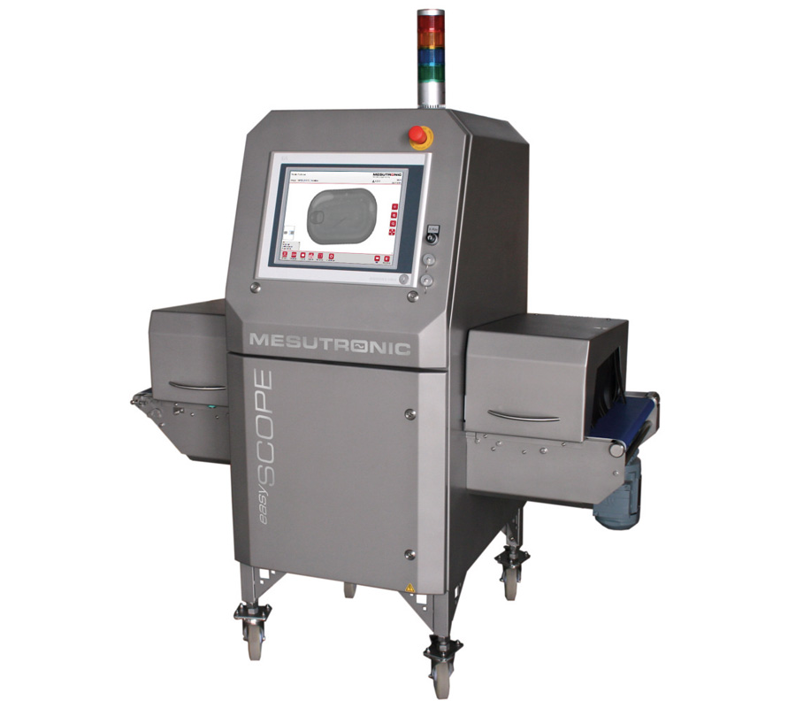 Mesutronic Metal Detectors and X-Ray Inspection